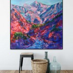 Charmaine Chaudry Himalayan Valley Wychwood Art Insitu -9c403488