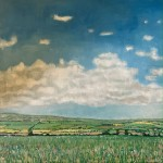 Eleanor Woolley | Cotswold Landscape 2 | Landscape | Expressionistic | Impressionistic-95650cfb