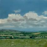 Eleanor-Woolley-_-Cotswold-landscape-_-Landscape-_-Expressionistic-7de62291