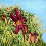 Jane Peart Day Lilly Wychwood Art-2f325803