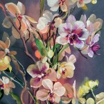 Jo Haran Orchid Scene Wychwood Art 6-0bc38b64