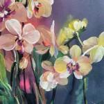 Jo Haran Orchid Scene Wychwood Art 7-9f72bb89