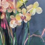 Jo Haran Orchid Scene Wychwood Art 8-8af8277c