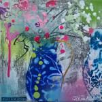 Julia Adams Blues and whites  wychwood art-9311e7a6