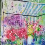 Julia Adams Flower Market Wychwood Art-9a3b37d7