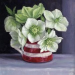 Marie Robinson Lady in Red Wychwood Art -39b9191a
