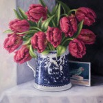Marie Robinson Parrot Tulips Wychwood Art-8d2bf771
