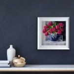 Marie Robinson Parrot Tulips Wychwood Art Insitu 1-0c93ed01