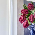 Marie Robinson Parrot Tulips Wychwood Art Side View-4754f957