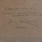 Marie Robinson Parrot Tulips Wychwood Art Signature-ceac3631