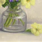 Marie Robinson Spring Posy Wychwood Art Detail 2 -fce33c40