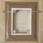 Marie Robinson White Hellebores on Blue Wychwood Art Back View -c02ef2ab