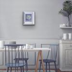 Marie Robinson White Hellebores on Blue Wychwood Insitu 3 -a78b8a46