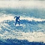 Tim Southall. Riding The Wave. Wychwood Art.-10134a41