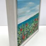 Becca Clegg Flower Path to the Sea III Wychwood Art-d128a820