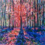 Charmaine Chaudry Bluebell Woods Wychwood Art Landscape-d26ced44