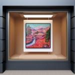 Charmaine Chaudry Crossing the Brook Wychwood Art Insitu -f2d25e62