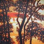 Dreams of sunshine. Gordon Hunt. Wychwood art. 1. full image-1d6688e1
