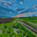 Eleanor Woolley | May Hill | Landscape | Impressionistic-6750aa04