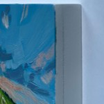 Eleanor Woolleym | May Hilln | Landscape | Impressionistic | Board-side-999c6b55