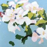 Fiona Carver Applw Blossom Wychwood Art-e20e915e