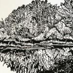 Jennifer Jokhoo Waters edge detail Wychwood art -bc5d9c7f