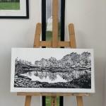 Jennifer Jokhoo Waters edge on easel Wychwood art copy-2b763c81