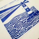 Jess Harrington Cornish Lighthouse Close Wychwood Art-d86b7065