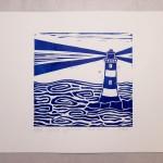 Jess Harrington Cornish Lighthouse White Wychwood Art-93f11905