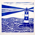 Jess Harrington Cornish Lighthouse Wychwood Art-2ae86169