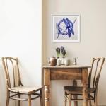 Jess Harrington Dragonfly & Hogweed Insitu Wychwood Art-a09a6dae