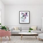 Jo Haran Soft Blooms on Stems Wychwood Art 2-144aed4d
