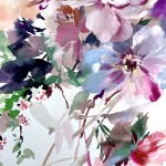 Jo Haran Soft Blooms on Stems Wychwood Art 8-2237f460