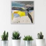 Rachel Cronin Yellow Fields II Wychwood Art In Situ-e4aa9558