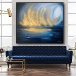 Sarah Berger – Gold Spectacular, Wychwood Art-315ceec7