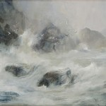 Whitegullsseaandrocks