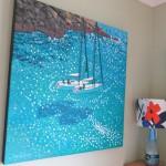 turquoise cove rendezvous. gordon hunt. wychwood art. 5. in-situ1-ee764d46