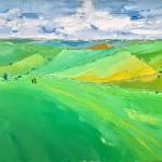 walking through the fields georgie dowling wychwood art 01-07eaf62f