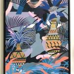 Adam Bartlett Blue Garden White Backround Wychwood Art-a9a2ecf8