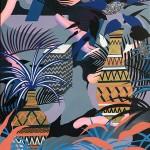 Adam Bartlett Blue Garden Wychwood Art-5d1e36cd
