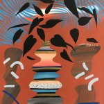 Adam Bartlett Orange Summer Wychwood Art-55792d14