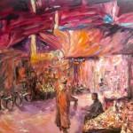 Charmaine Chaudry In the medina Wychwood Art Full-4bebecb9