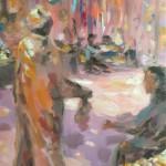 Charmaine Chaudry In the medina Wychwood Art closeup2-53469496