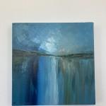 Gemma Bedford Summer Blues White background Wychwood Art-fd4c416f