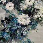 Jo Haran Petalled Grey Wychwood Art 1-22536ef0