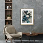 Jo Haran Petalled Grey Wychwood Art 4-50febc75