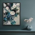 Jo Haran Petalled Grey Wychwood Art 5-f6d1b814