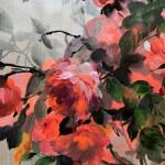Jo Haran Rose Bush on Silver Wychwood Art 9-0b0cdb23