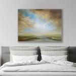 Laura Dunmow_Waters Edge_Wychwood Art_Bedroom-de17d470