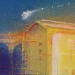 Nightscape marina.acrylic on canvas.24ins.x16ins.Gerard Tunney.£650.2021. – Copy – Copy (4)-1768b982